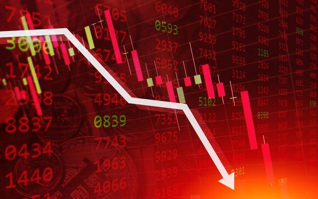 Cổ phiếu ngân hàng đang tăng mạnh bất ngờ đảo chiều giảm sàn hàng loạt 5
