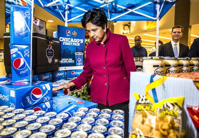Người phụ nữ quyền lực đảm nhiệm vị trí CEO của PepsiCo suốt 12 năm: Sinh ra không được làm công chúa nhưng tự mình có thể là nữ hoàng! 11