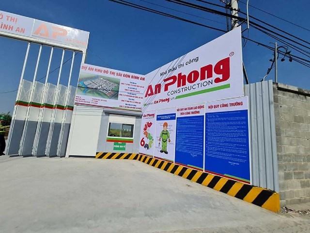 Nhiều sai phạm tại dự án Khu đô thị Sài Gòn Bình An 3
