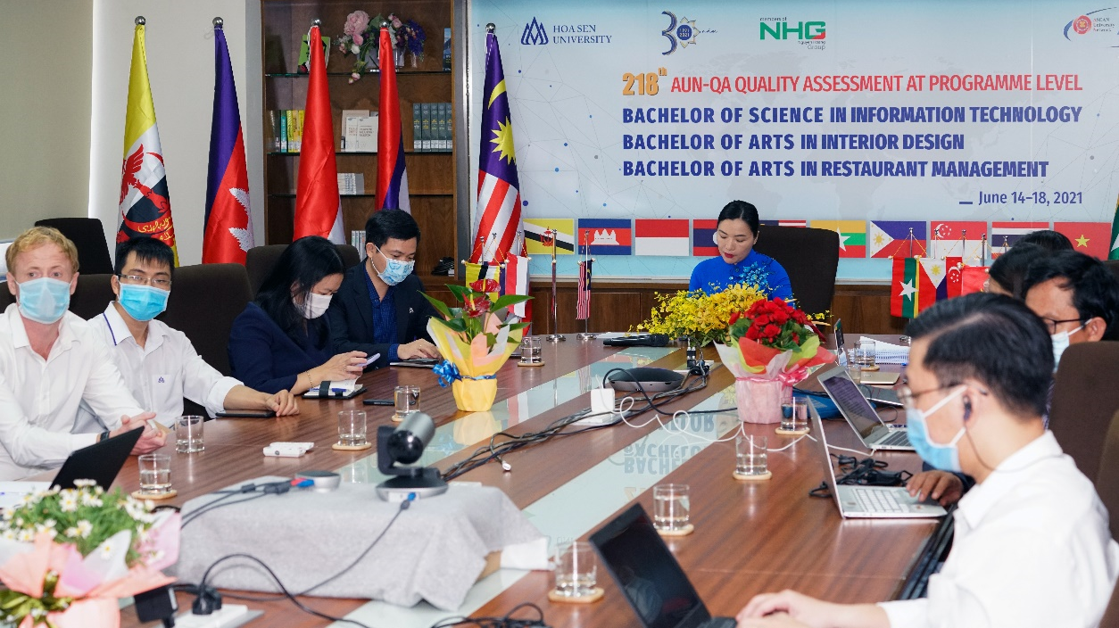PGS.TS. Võ Thị Ngọc Thúy chính thức trở thành Hiệu trưởng Trường Đại học Hoa Sen 3