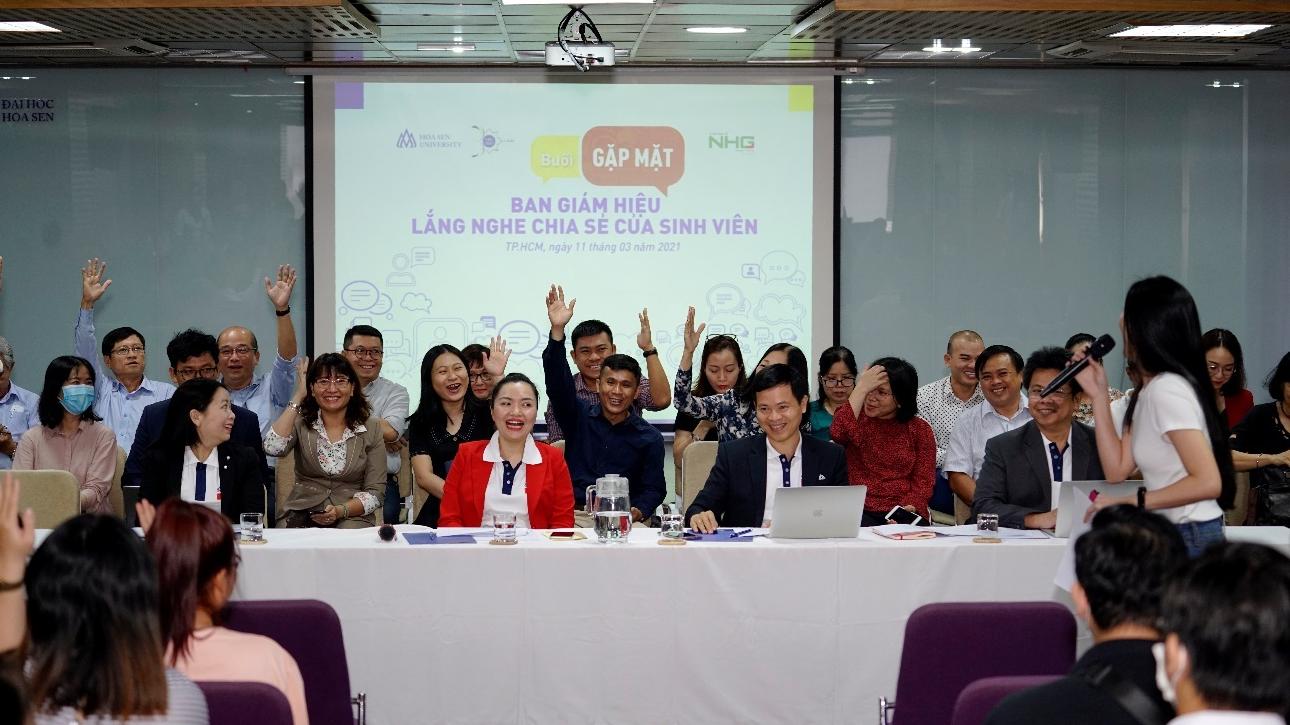 PGS.TS. Võ Thị Ngọc Thúy chính thức trở thành Hiệu trưởng Trường Đại học Hoa Sen 4