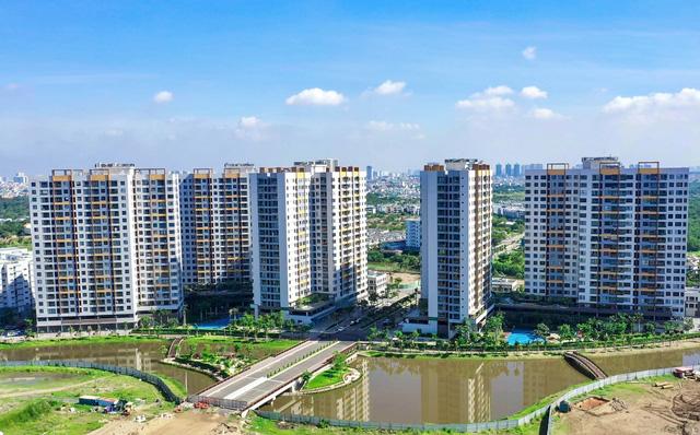 Nguồn cung căn hộ trung cấp phục hồi tích cực, giá vẫn tăng trong đại dịch 2