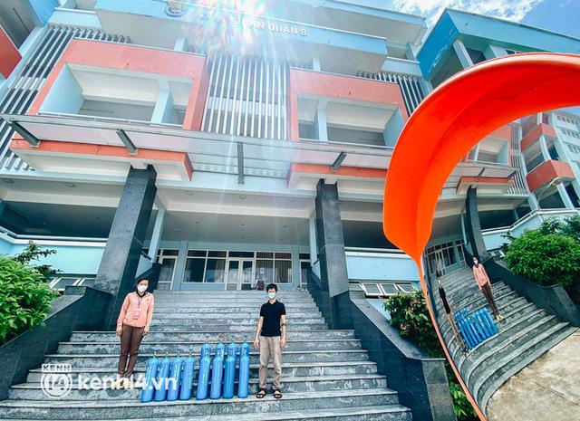 """""""Cha đẻ"""" ATM gạo cho ra đời ATM Oxy và câu chuyện bình oxy cứu sống một người cha ở Sài Gòn trong đêm 12"""