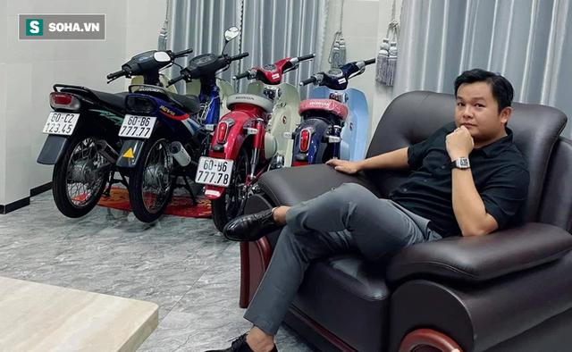 """Doanh nhân Đồng Nai bán xe biển VIP 66666 giá 190 triệu đồng, mua xe cứu thương làm """"xe 0 đồng"""" mùa dịch 3"""