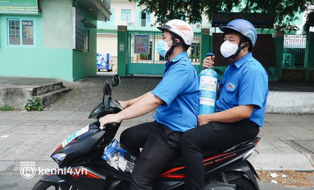 """""""Cha đẻ"""" ATM gạo cho ra đời ATM Oxy và câu chuyện bình oxy cứu sống một người cha ở Sài Gòn trong đêm 16"""