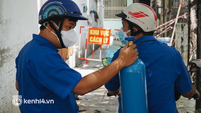 """""""Cha đẻ"""" ATM gạo cho ra đời ATM Oxy và câu chuyện bình oxy cứu sống một người cha ở Sài Gòn trong đêm 17"""