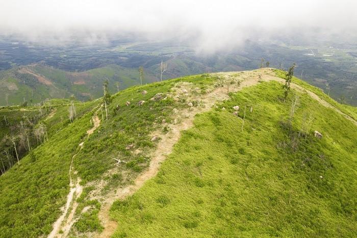 Núi Chư Hreng - Điểm đến hấp dẫn giới trẻ Kon Tum 12
