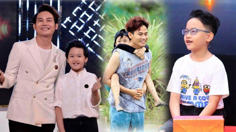 MC Dương Hồng Phúc: Từng thi hát để động viên con trai vượt qua căn bệnh hiếm gặp 12